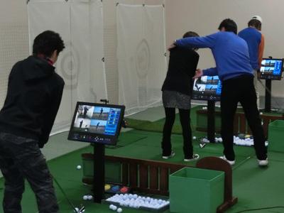 PGA資格を取得した ティーチングのプロ集団が在籍!