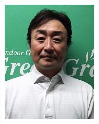池尻ゴルフスクール | FairField コーチ(井戸川)